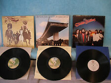 3 Records 1 Price! Doobie Brothers, Stampede/The Captaiin and Me/One Step Closer