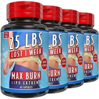 LIPO EXTREME WEIGHT LOSS SLIMMING PILL FAST FAT BURNERS STRONG KETO DIET TABLETS