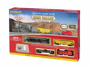 BACHMANN 00825 HO So Railway Echo Valley EZ COMMAND DCC/SOUND  READY TO RUN **