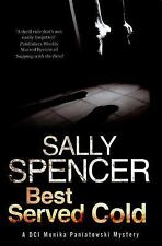 Best Served Cold: A British police procedural set in the 1970's (A Mon-ExLibrary