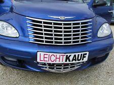 Calandre Capot 2-teilig Chrome pour Chrysler Pt-Cruiser 2001 - 2006