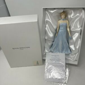 Royal Doulton The People's Princess Remembering Diana Princess of Wales Figurine