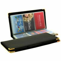 Classeur pour 60 Cartes Porte-cartes fidélité visite