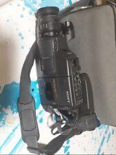 Camara de video sony handycam con bolsa y la baterias y libro de instruciones