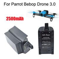 Für Parrot Bebop Drone 3.0 Quadcopter Batterie 2500mAh 11.1V Lipo Upgrade