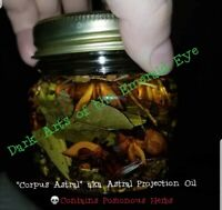 Corpus Astral Fuga or Astral Projection/Lucid Dreaming oil for Witchcraft 2 Dram