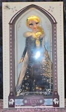 Disney Frozen Limited Edition LE Designer Doll Elsa Olaf's Adventure NEW!