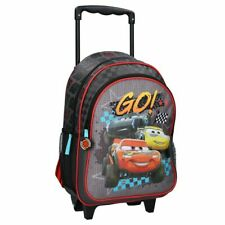 Mochila Trolley Para Niños | Disney Cars 3 | 38 x 28 x 14 | Lightning Strikes