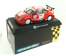 qq C 2298 SCALEXTRIC UK OPEL V8 COUPE SPORT BILD No4