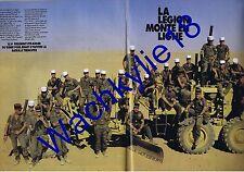 Paris Match n°2178 du 21/02/1991 Guerre Golfe Légion Koweït Robert Combas
