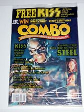 KISS Band Cornerstone Promo Card P9 in COMBO Magazine #32 Sept 1997