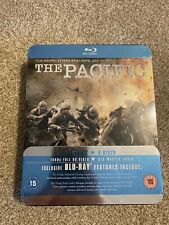 The Pacific 6 Disc Blu-ray Steel Tin Box Set Comple Series