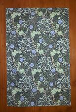 Seaweed Design tea towel by John Henry Dearle from the V&A Museum