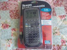 Texas Instruments TI-89 Titanium Graphic Calculator - new, sealed