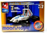 AMT ERTL MOONSCOPE Moon Buggy Functional Lunar Car Sci-Fi Model Kit NIB e430