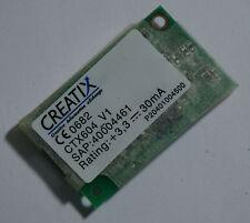 Modem Creatix CTX604_V1 aus Medion MD40100 Notebook TOP!
