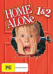 Home Alone 1 & 2 DVD R4 New