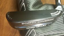 "***RARE NEVER USED Limited Release Scotty Cameron 2006 Napa Valley Putter 35""**"