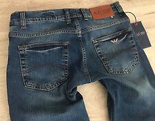 New Cool Armani Jeans  Men's Blue Jeans AJ Size 32