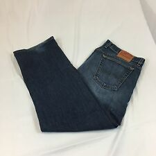 Lucky Brand Jeans 38x30 Made In USA Short Inseam