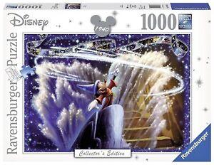 NEW! Ravensburger Disney Moments 1940 Fantasia 1000pc Puzzle