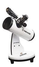 Meade Instruments LightBridge Mini 82 Tabletop Dobsonian Telescope - White (UK)