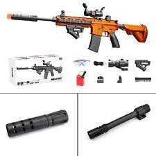 Toy Gun Water Weapon M416 Automatic & Manual Gun Kids Bullets Guns Blaster CS UE