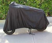 SUPER HEAVY-DUTY BIKE MOTORCYCLE COVER FOR Aprilia RSV mille R 2001-2009