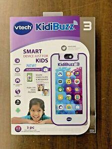 V-tech KidiBuzz G3 kids smart device-latest Version Purple - New In The Box