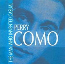 PERRY COMO - THE MAN WHO INVENTED CASUAL NEW CD