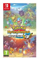 Pokemon Mystery Dungeon Rescue Team DX Nintendo Switch