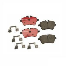 Front / Rear Brembo & Bosch QuietCast Disc Brake Pads Fits: Mini Cooper S