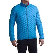 KJUS Blackcomb Down Jacket (For Men)Size:L.Malta Blue.NWT.