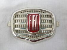 Mascherina fregio logo calandra rosone Mask frieze logo grille rose FIAT 500