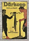 """Double Sided Poster from""""100 Years of Bicycle Posters"""" 1973 by Jack Rennet /b"""