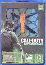 NEW Call of Duty Battle Drone Aerial 360° Flip Roll Turn Toy 3 Hit COD-QDR-BTSNG