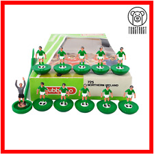 More details for northern ireland subbuteo team ref 725 vintage table football soccer toy lw u16