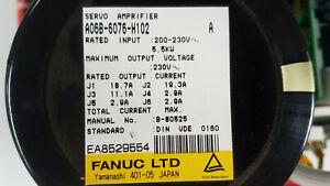 FANUC A06B-6076-H102 VARIATEUR SERVO AMPLIFIER
