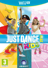 Just Dance Kids 2014 Nintendo WII U IT IMPORT UBISOFT