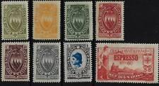 1923 San Marino Pro Croce Rossa MNH