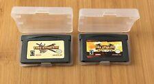 Custom Fire Emblem & FE: The Sacred Stones Bundle -Nintendo Game Boy Advance GBA