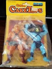 Wilton CakeTops Masters of the Universe Vintage Set, Brand New