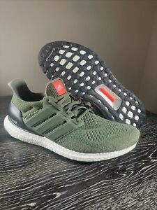 Size 11.5 - adidas UltraBoost 1.0 Limited Olive 2015
