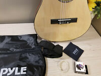 """Beginner 36"""" Classical Acoustic Guitar 6 String Junior Linden Wood (sold as is)"""