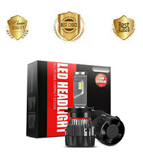 H7 LED Headlight Headlamp Kits Bulbs High Power, All-in-One Conversion Kit 6500K