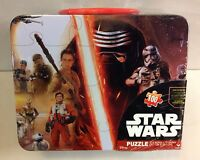 Star Wars The Force Awakens Metal Lunch Box 100 pc. Puzzle NEW