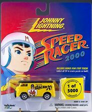 Johnny Lightning Speed Racer 2000 Team Racer X '60s VW Volkswagen Van Bus New