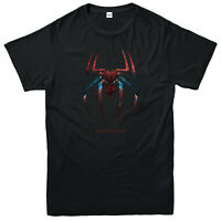 Spiderman Logo T-Shirt, Marvel Comics Spider Superhero Avengers Adult & Kids Top