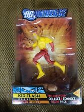 KID FLASH FIGURE DC Universe Classics Wave 7 ATOM SMASHER Collect & Connect