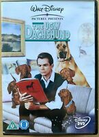 The Ugly Bassotto DVD 1966 Walt Disney Famiglia Cane Commedia Film Film